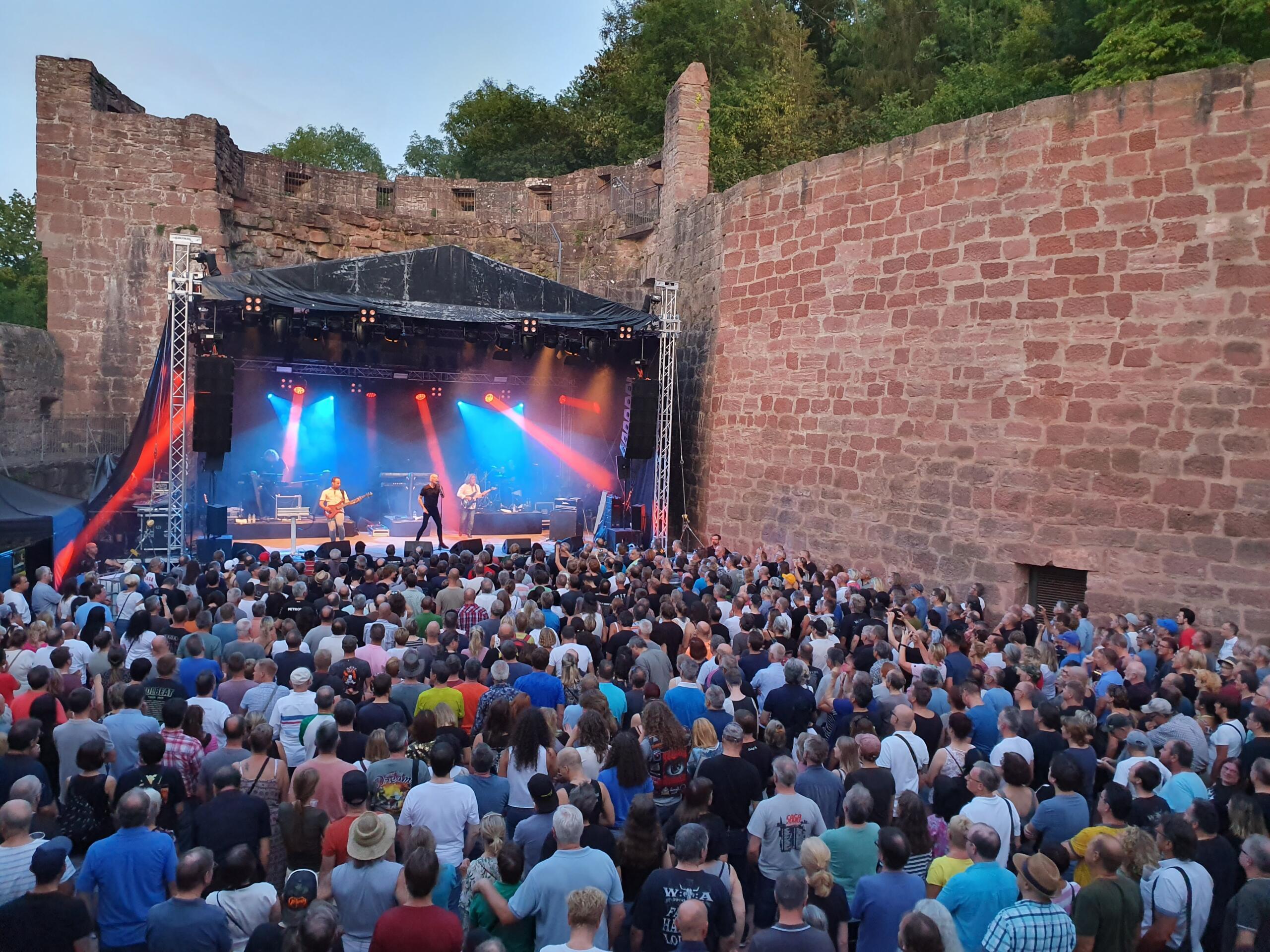 Saga Burg Wertheim 2019